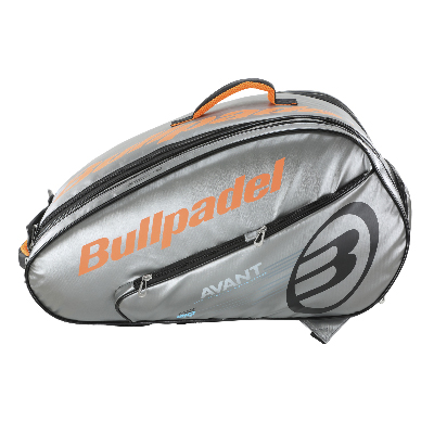 BULLPADEL BAG BPP 20005 BIG C SILVER 098