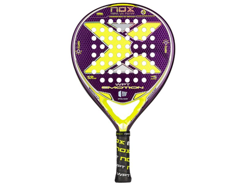 NOX EMOTION WPT OFFICIAL RACKET 2021