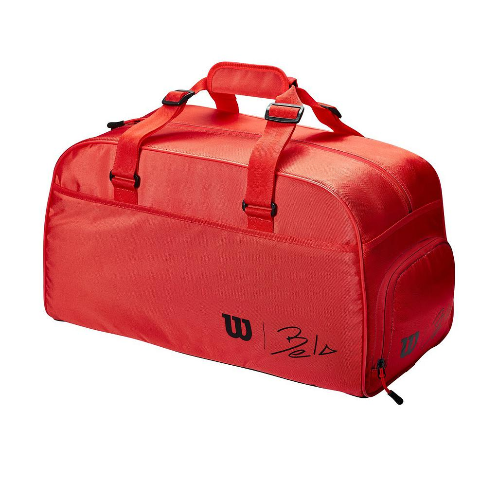 WILSON Bela small duffle padel red